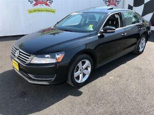 2014 Volkswagen Passat Comfortline, Auto, Leather, Sunroof