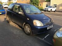 1.0 Toyota Yaris For Sale