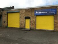Light Industrial units to rent in Bishopbriggs G64