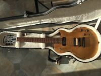 Gibson Les Paul in Gold/Black, great condition