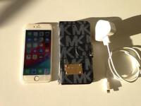 Apple I phone 6 16gb gold (unlocked) *like new *