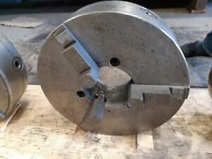 16 DIN 8 3 Jaw Chuck Canada Preview