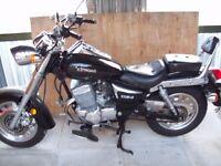 KINROAD 250 CC MOTORBIKE