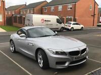 BMW Z4 2.0 18i M Sport sDrive 2dr (start/stop)ONE PREVIOUS OWNER! FULL LEATHER!