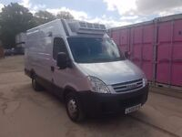 IVECO DAILY 35S14 MWB FRIDGE/FREEZER (-20) ONE KEEPER REG2008 FOR SALE