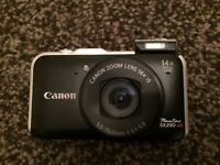 Canon Powershot SX230 HS 12.1 MP with charger