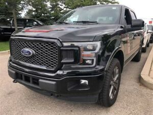 2018 Ford F-150 LARIART,SUNROOF,LEATHER,NAVIGATION