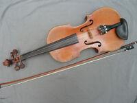 Violin: Stradivarius Copy