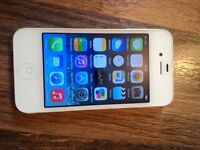 APPLE IPHONE 4S WHITE, 32GB, ON EE!!!