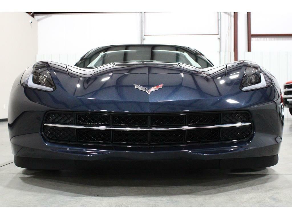 2014 Blue Chevrolet Corvette Stingray 2LT   C7 Corvette Photo 8