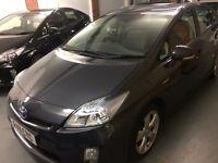 2011 Toyota Prius 1.8 VVT-i Hybrid T Spirit CVT 5dr, 1 Owner, Toyota History.. FREE 12 MONTH PCO..