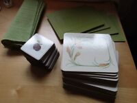 Assorted placemats and coasters - BARGAIN!