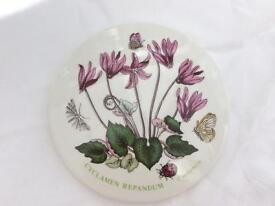 Portmeirion Collectable - The Botanic Garden Lid