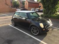 MINI ONE BLACK 1.6 MOT 12 MONTHS