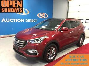 2017 Hyundai Santa Fe Sport SPORT! AWD! LEATHER! SUNROOF!