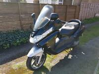 piaggio x8 2007 very good condition 1year MOT