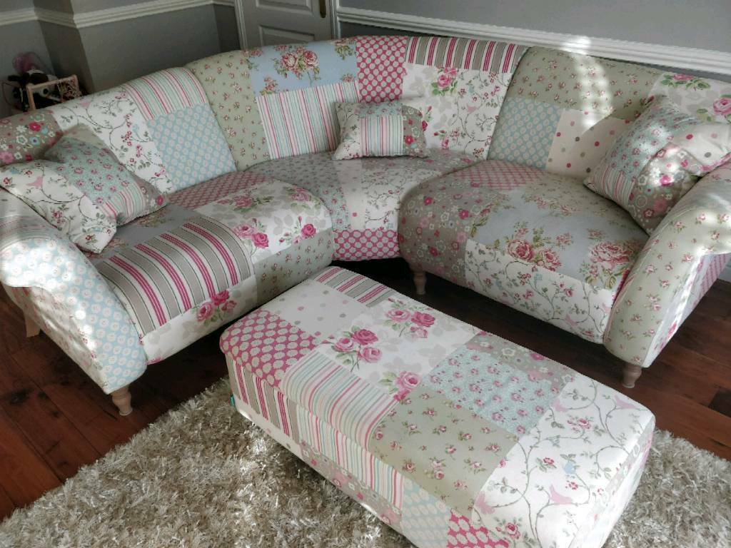 Wondrous Dfs Doll Patchwork Sofa Suite Country Chic In Ipswich Suffolk Gumtree Andrewgaddart Wooden Chair Designs For Living Room Andrewgaddartcom
