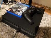 Playstation 4 + Destiny 2