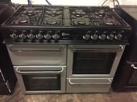 Range cooker Flavel gas and electric ovens 100 cm