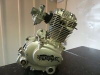 Chinese 125 cc Engine Lifan Keeway Lexmoto CG CB GY