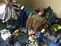 huge boys bundle 4-6yrs shoes, clothing & coats
