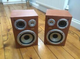 Sanyo speakers