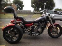 Kawasaki zl 600 trike