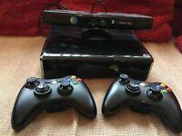 Xbox 360 S 250GB + Kinect + Skylanders + 16 games - huge bundle