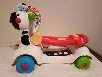 Vtech 3 In 1 Scooter with sounds..excellent condition