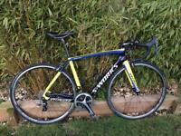 Specialized s works tarmac SL5 dura ace. Road race bike.