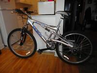 Great Adult Size Full Suspension 21 Speed Mountain Bike!
