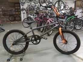 TONY HAWK FRISCO BMX BIKE 20 INCH WHEELS ORANGE/GREY GOOD CONDITION CHRISTMAS?