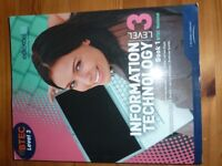 BTEC Level 3 National Information Technology Student Book 1