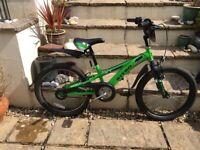 Kids bmx XT Nitro bicycle