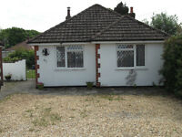 3 bed detached bungalow and detached garage