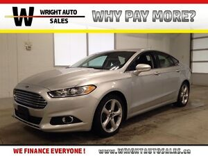 2016 Ford Fusion SE| SYNC| CRUISE CONTROL| POWER SEAT| 52,483KMS