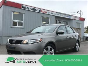 2010 Kia Forte EX | MOONROOF | ALLOYS | CRUISE