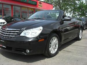 2009 Chrysler Sebring Touring Convertible *LOW KM*