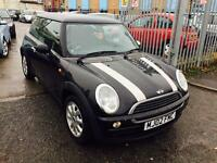 MINI ONE 1.6 HATCH / BLACK / PANORAMIC ROOF