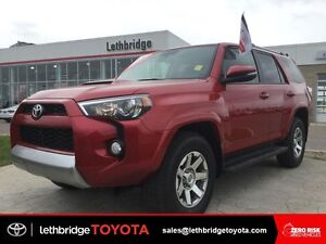 Toyota Certified 2014 Toyota 4Runner Trail Edition - EXT WTY!