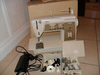 Singer 740 Electric Sewing Machine (Spares/Repairs)