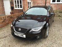 Audi A4 / Seat Exeo ! Full Service History! Start/Stop ! Annual Tax: £30!