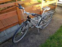Womens Barracuda Liberty Hybrid Bike