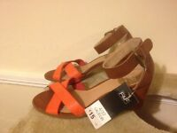 Brand New With Tags F&F Shoes, Size 4
