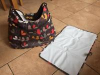 Mamas and Papas changing bag