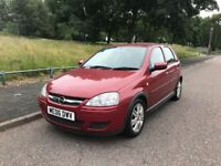 2006 VAUXHAL/OPEL CORSA CLUB 16V 1.0 MANUAL 4 DOORS HATCHBACK HPI CLEAR WARRANTED MILES