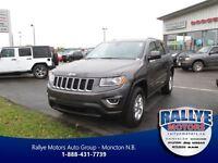 2015 Jeep Grand Cherokee Laredo QUADRA-TRAC 4X4