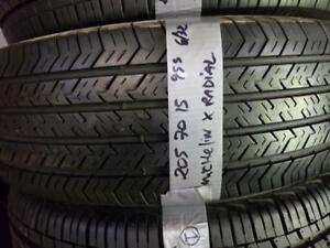 1 summer tire michelin x radial 205/70r15