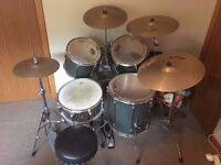 Full Pearl Export Series Drum Kit