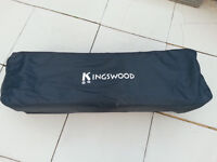 Cot, travel cot. Never been used. In own bag. Brand new